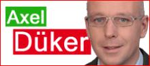 Axel Düker - Bürgermeister der Stadt Burgwedel